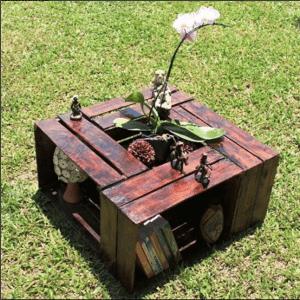 decoração reciclada