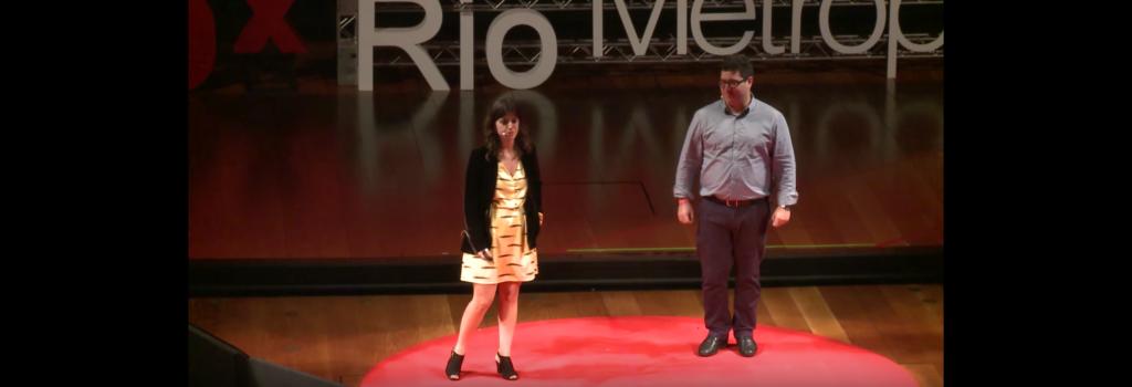 TED Talks Sustentabilidade Ana e Pedro Avzaradel