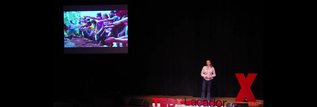 TED Talks Sustentabilidade Fernanda Danelon