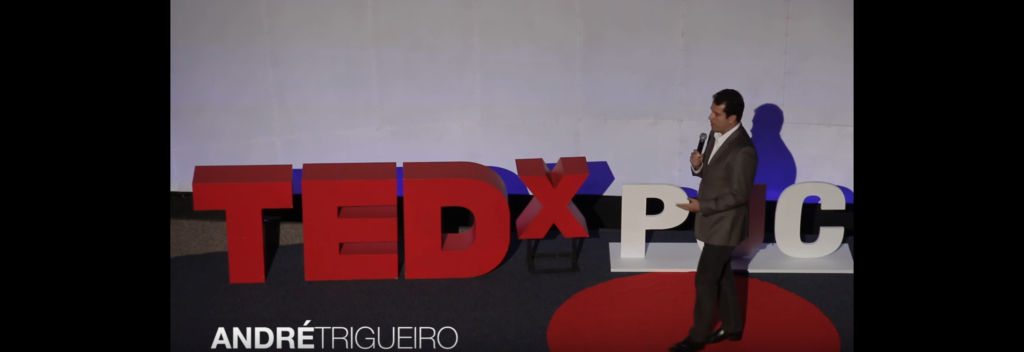 TED Talks Sustentabilidade André Trigueiro