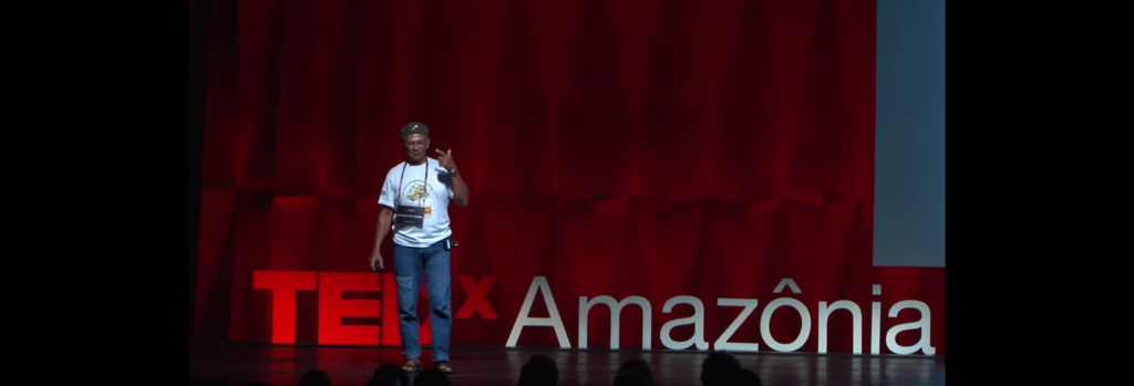 TED Talk Sustentabilidade