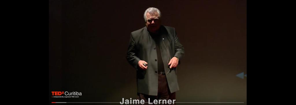 TEDx Curitiba Sustentabilidade Jaime Lerner
