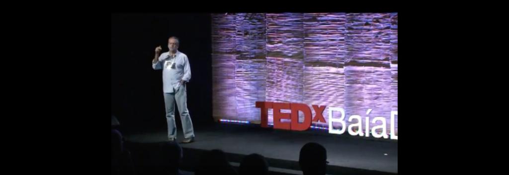 TED Sustentabilidade Isaac Edinton