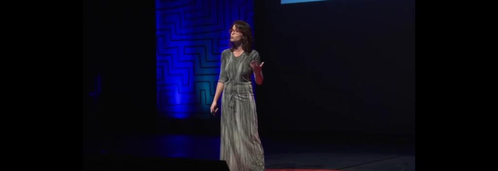 TED Talk Sustentabilidade Daniela Reis