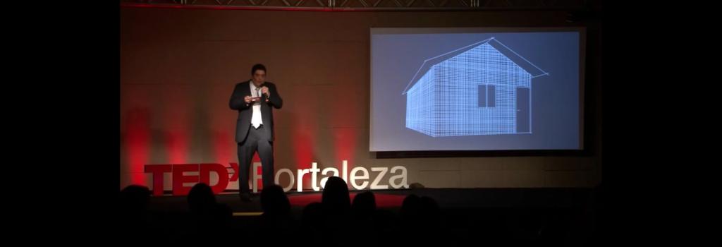 TED Talk Sustentabilidade Joaquim Caracas