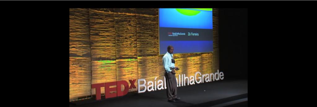 TED Talk Sustentabilidade Zé Ferreira