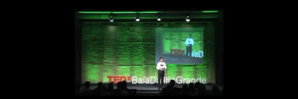 TEDPalestra Sustentabilidade André Trigueiro