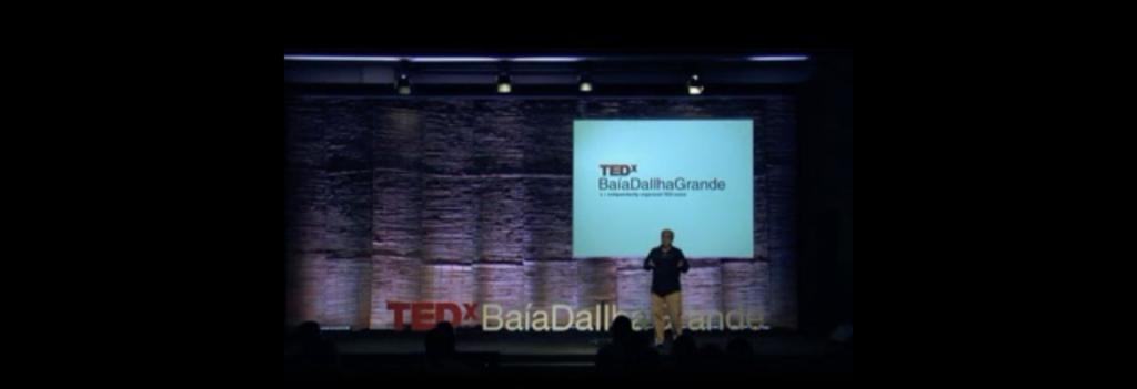 TED Talk Sustentabilidade José Luiz Alqueres