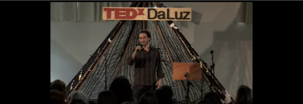 TED Talk Sustentabilidade Ricardo Burg