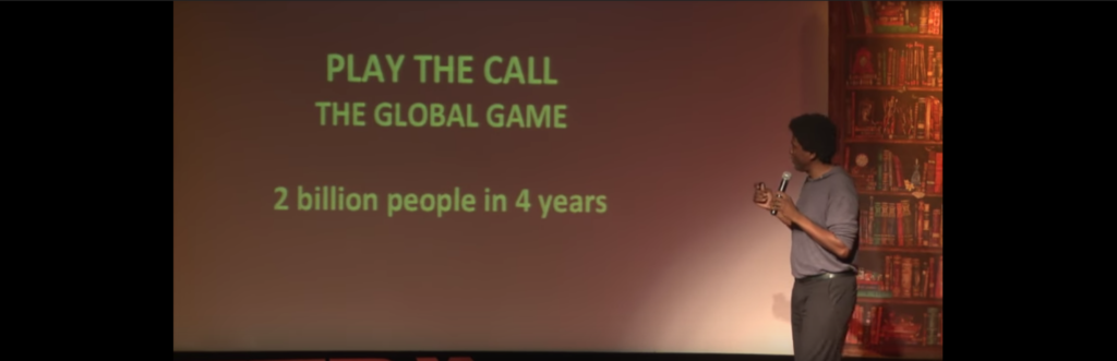 Play the call: The Global Game