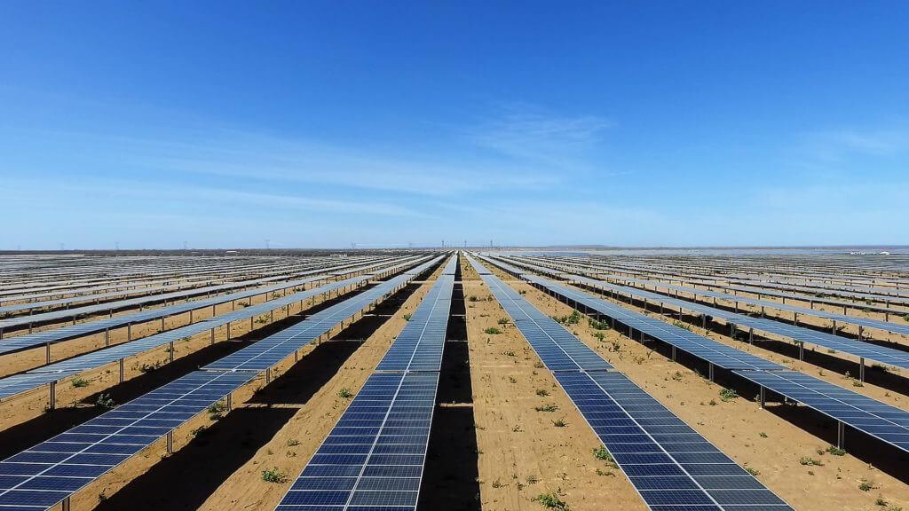 Complexo solar da Enel Green Power localizado no Piauís. Empresa pretende instalar novas usinas eólicas e solares no estado.