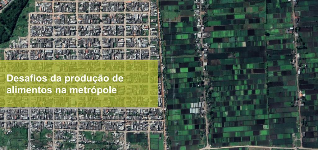 agricultura urbana em são paulo