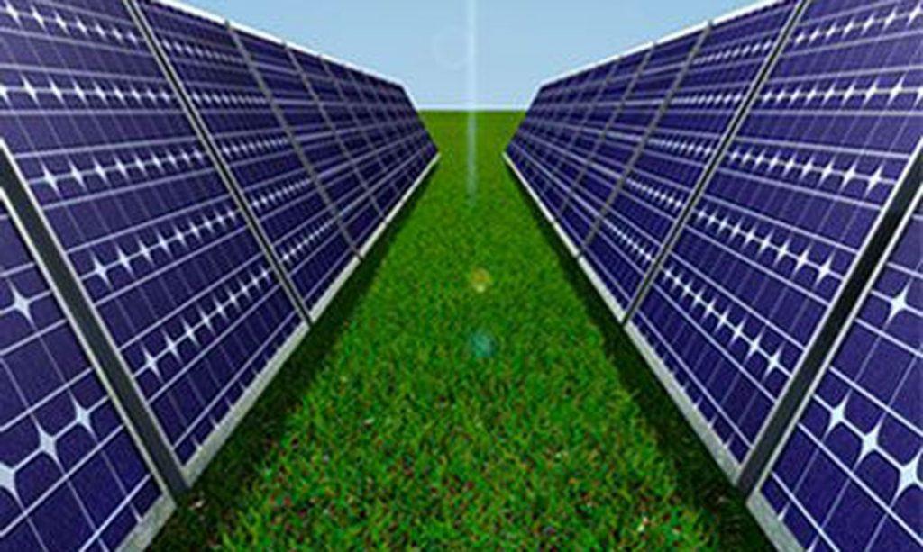 Em novo sistema de energia solar, os espelhos se movimentam de acordo com a posição do sol.