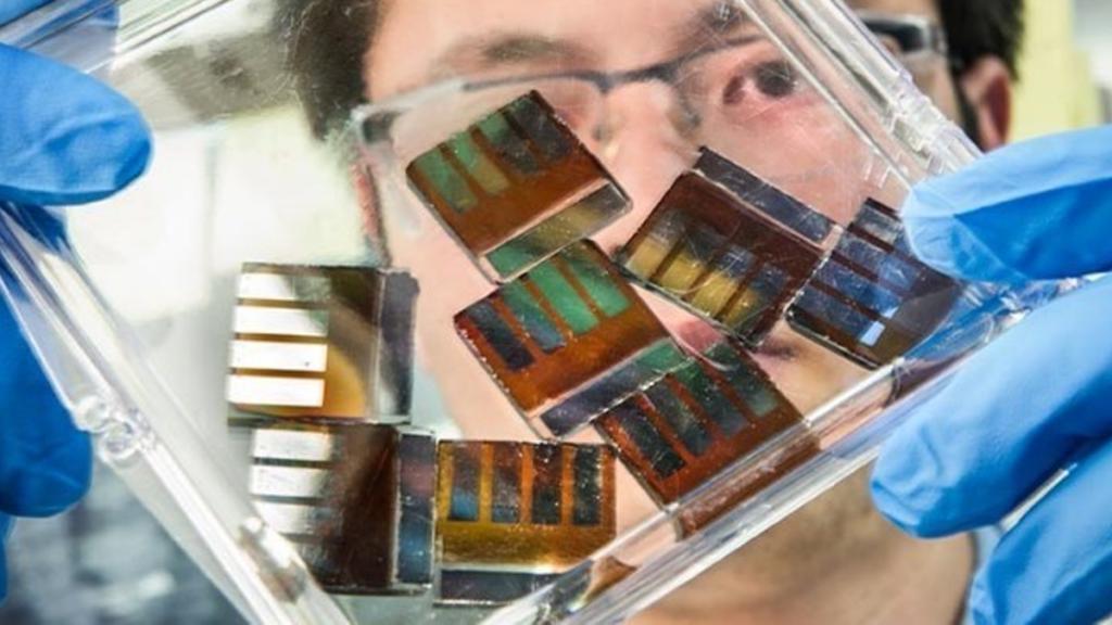 capa celula solar