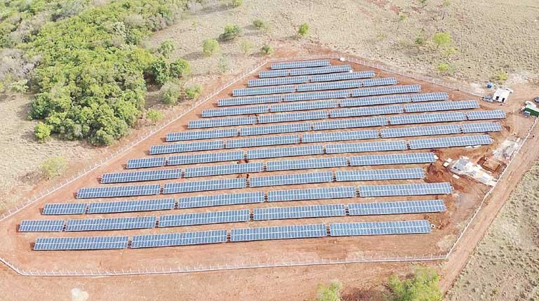 A empresa possui uma unidade dedicada à implementação de empreendimentos solares de autoprodução e geração distribuída de energia limpa. (Divulgação/EDP Smart)