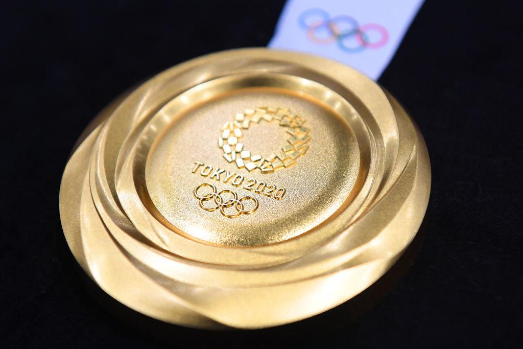 medalha ouro toquio 2020