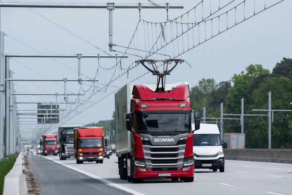 Estrada Elétrica