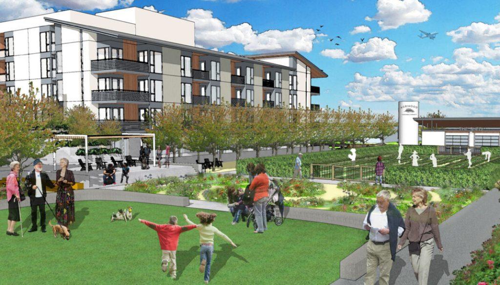 No complexo da fazenda urbana serão construídas a princípio 361 moradias.